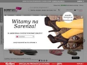 Strona sarenza.pl